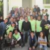 النادي البيئي والصحي بثانوية مولاي عبد الله الشريف بوزان يحتفي بيوم الشجرة