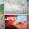 نيابة وزان تنظم مسابقة في الفنون التشكيلية تمهيدا للألمبياد الوطنية