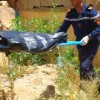 العثور على جثة امرأة متشردة بوزان