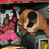 إصابة 22 شخصا في انقلاب سيارة للنقل المزدوج ببريكشة إقليم وزان
