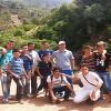 جمعية البشرى للتنمية بسيدي رضوان تنظم رحلة ترفيهية إلى منطقة أقشور