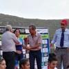 البطلة الوزانية مريم رحموني تتألق في بطولة المغرب للدراجات الهوائية