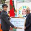 ثانوية عمر بن جلون الإعدادية بجماعة عين بيضاء تفوز بأحسن رسالة إلى COP 22