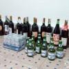 حجز كميات من الخمور بحوزة سوريين مقيمين بوزان