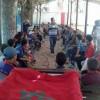المخيم الحضري الربيعي بجماعة زومي إقليم وزان