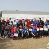 تنظيم دوري في الكرة الحديدية بمقريصات إقليم وزان
