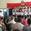 ثانوية علال الفاسي التأهيلية بابريكشة تنظم الحفل الختامي للسنة الدراسية 2016-2017