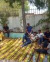 سكان دوار قلعة بني مدراسين بجماعة مقريصات يعتصمون بمقر القيادة