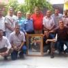 تأسيس جمعية اتحاد الجمعيات الرياضية للتيكواندو بوزان