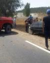 خمسة جرحى في حادثة سير بجماعة امزفرون إقليم وزان