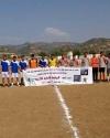 جمعية الصفاء الرياضية تفتتح النسخة السابعة من دوري كرة القدم بجماعة عين بيضاء إقليم وزان
