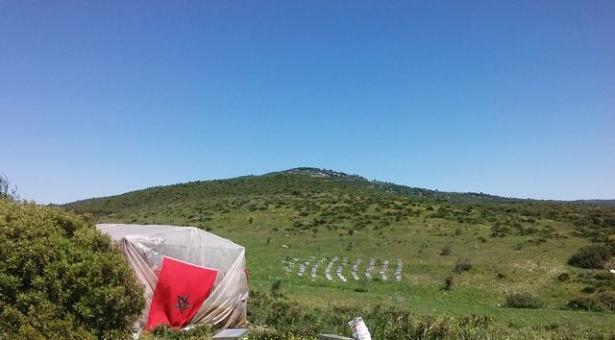 مطالب مستفيدي تعاونية  للإصلاح الزراعي بتحرير أراضيها و السهر على تطبيق القانون بإقليم وزان