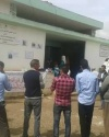 الجمعية الوطنية لحملة الشهادات المعطلين بالمغرب فرع زومي إقليم وزان تنظم وقفة احتجاجية