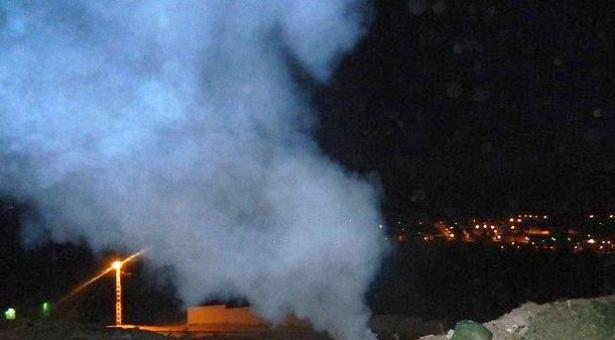 سكان بوزان يشتكون من حرق الأزبال بأحيائهم