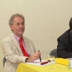 السيد كريستيان ماجوريس رئيس المركز العمومي للعمل الاجتماعي في بلدية مولانبيك سان جون