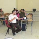 ممثل جمعية تاركة يشرح الخالة الراهنة لمقريصات