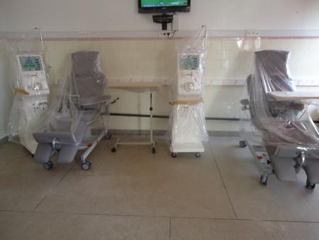 أجهزة تصفية الدم