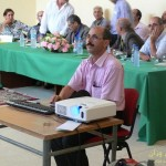 اليماني يقدم تصور جمعية أجيال لتنمية الجماعة