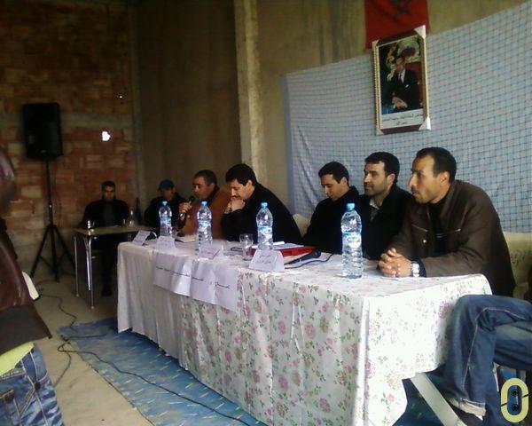 لقاء تواصلي لحزب العدالة والتنمية بابريكشة (1)