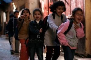 تلميذات من المغرب - فاس