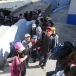 الأطفال يزورون المدينة