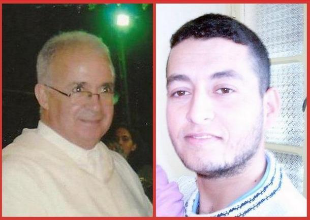 محمد المرابط ومحمد الكنفاوي