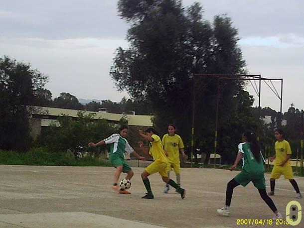 لقطة من إحدى المباريات