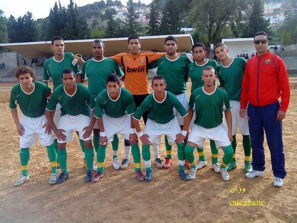 فريق شباب أولمبيك وزان