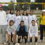 فريق ثانوية ابن زهر بوزان