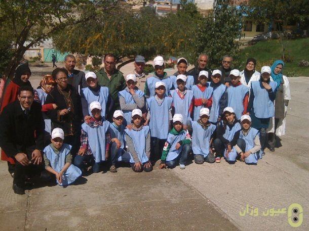 المدرسة الإيكولوجية مدرسة أبي موسى الاشعري