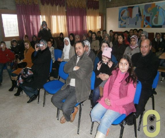 نادي حقوق الإنسان بثانوية ابن زهر التأهيلية يخلد اليوم العالمي للمرأة
