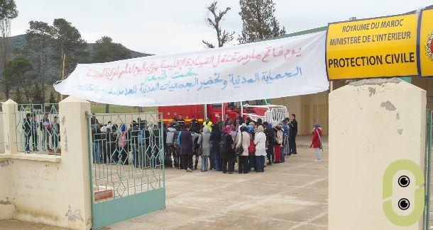 ثانوية محمد السادس التأهيلية بمقريصات