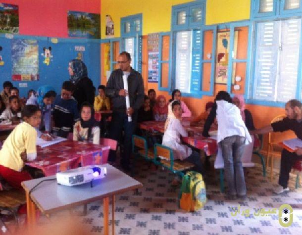 مجموعة مدارس حمان الفطواكي تحتفل باليوم العالمي بدون تدخين
