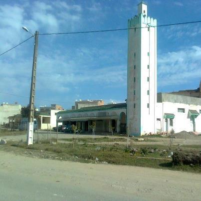 مساجد مركز عين دريج