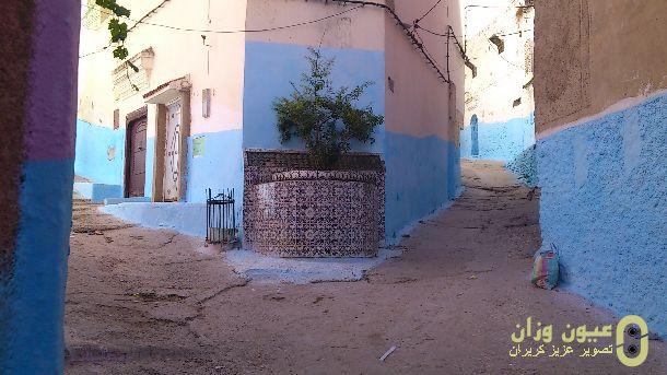 أحياء مدينة وزان