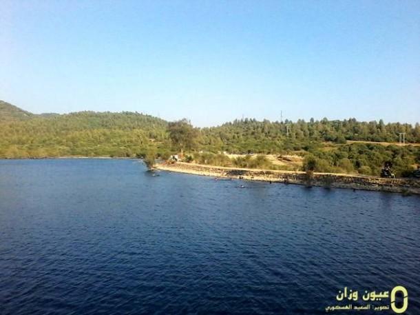 بحيرة بودروة بوزان