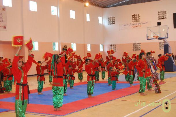 فرقة أركيناوا  القادمة من مدينة فاس