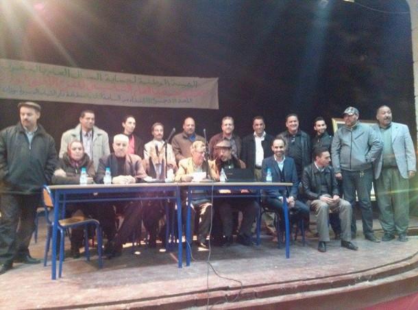 رئيس فرع وزان للهيئة الوطنية لحماية المال العام بالمغرب