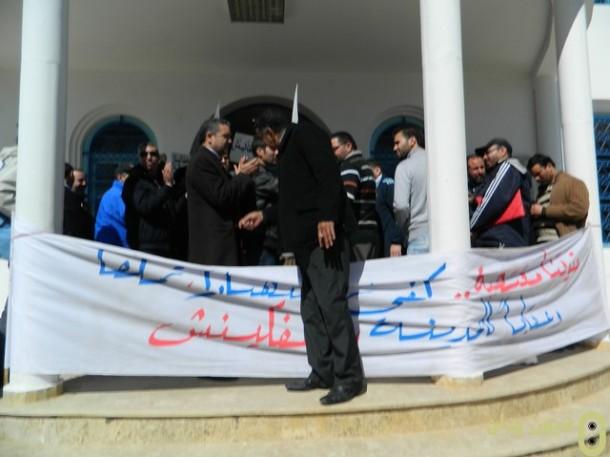 غياب رئيس االمجلس البلدي والاحتجاجات يحولان دون عقد دورة الحساب الإداري للمجلس البلدي لوزان