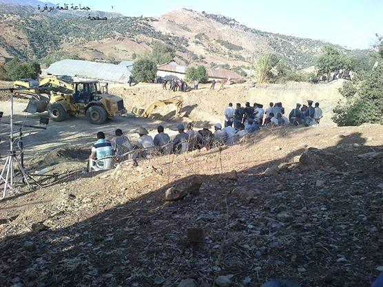 زيارة عامل إقليم وزان لامندلس
