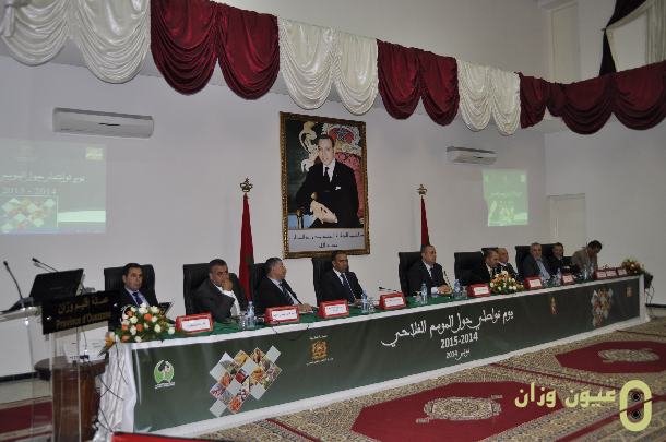 القطاع الفلاحي بالجهة في لقاء توصلي بإقليم وزان