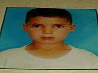 الطفل عبد الحق العيادي المختفي