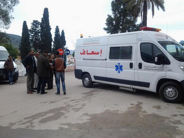 قطاع الصحة بمدينة وزان يتعزز بسيارتي اسعاف