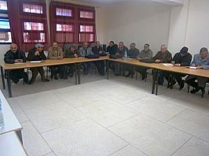 المديرية الإقليمية لوزارة التربية الوطنية والتكوين المهني لوزان تعقد لقاءات تواصلية وتنظم زيارات تفقدية للمؤسسات التعليمية والأقسام الداخلية بالإقليم