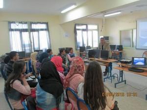حصيلة أنشطة ثانوية ابن رشد التأهيلية بأسجن في إطار الأسبوع الإقليمي الأول لدعم تدريس وتعلم اللغات