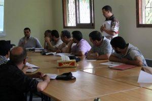جمعية البحث والتكوين التربوي بوزان تنظم دورة تكوينية