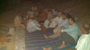 سكان سيدي بوصبر بإقليم وزان يخوضون اعتصاما مفتوحا ضد العطش