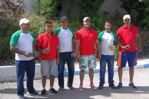 نادي الوفاق للكرة الحديدية بمقريصات يتأهل لربع النهاية في دوري النادي الطنجي للكرة الحديدية