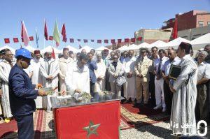 عامل إقليم وزان يشرف على تدشين وإعطاء انطلاقة مشاريع تنموية بمدينة وزان