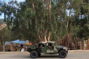 تعزيزات عسكرية